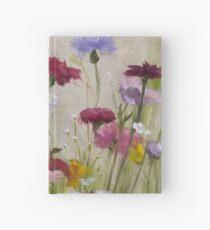 Cuaderno de tapa dura Me encantó • Floral Painting por Rebecca Finch