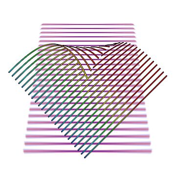 Blurred Lines, Bright Lines by brakkum