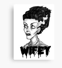 wifey Canvas Print