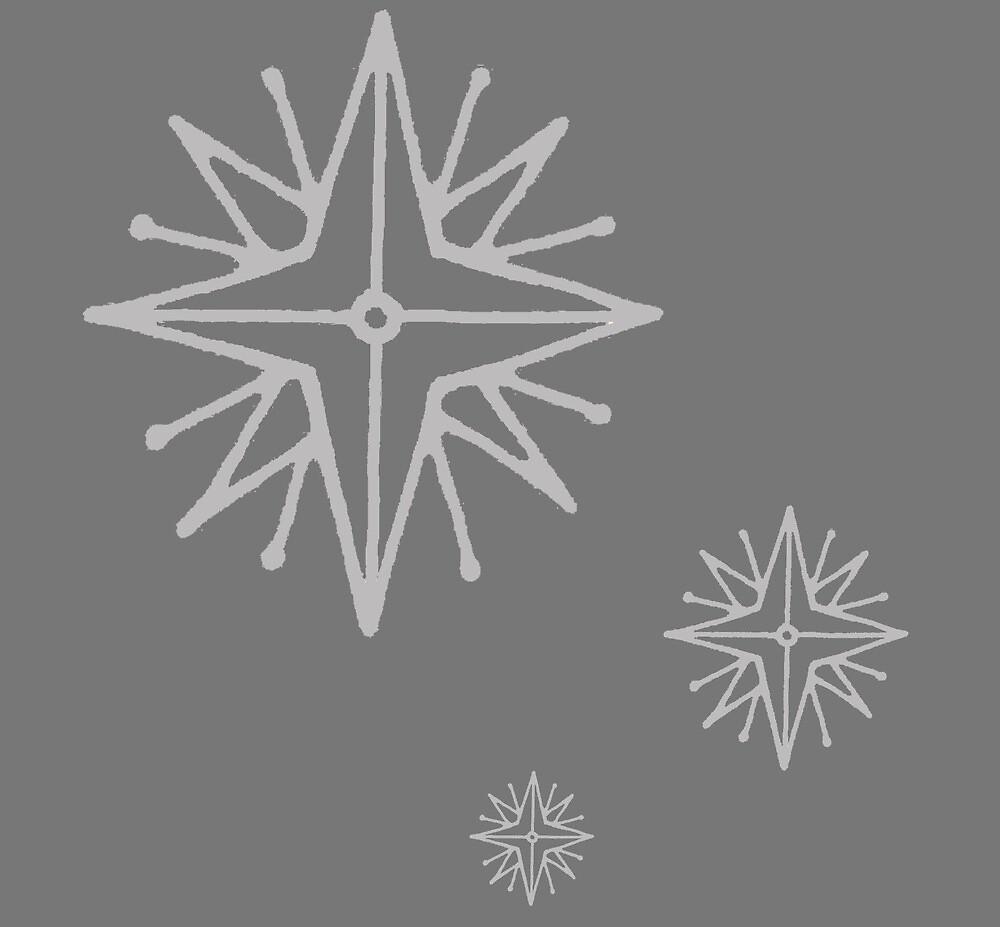 Fëanorean Pride - Grey Monochrome by Silmarils