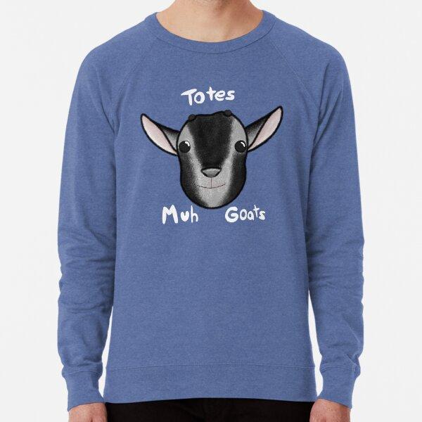 Totes Muh Goats Lightweight Sweatshirt