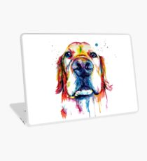 Dog Laptop Skin