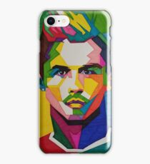 Cristiano Ronaldo Abstract iPhone Case/Skin