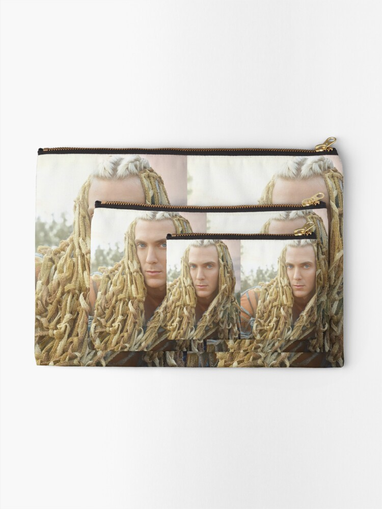 Alternate view of Dying Trophies Zipper Pouch