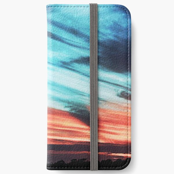 As the sun sets  iPhone Wallet