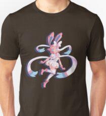 sylveon pokemon fan art T-Shirt