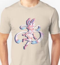 sylveon pokemon fan art T-Shirt