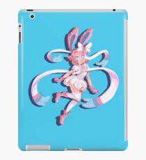 sylveon pokemon fan art iPad Case/Skin