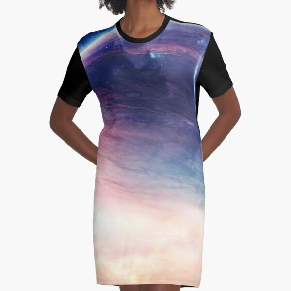 Jupiter rising  Graphic T-Shirt Dress