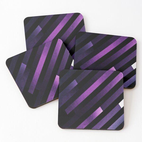 Pattern 2  Coasters (Set of 4)