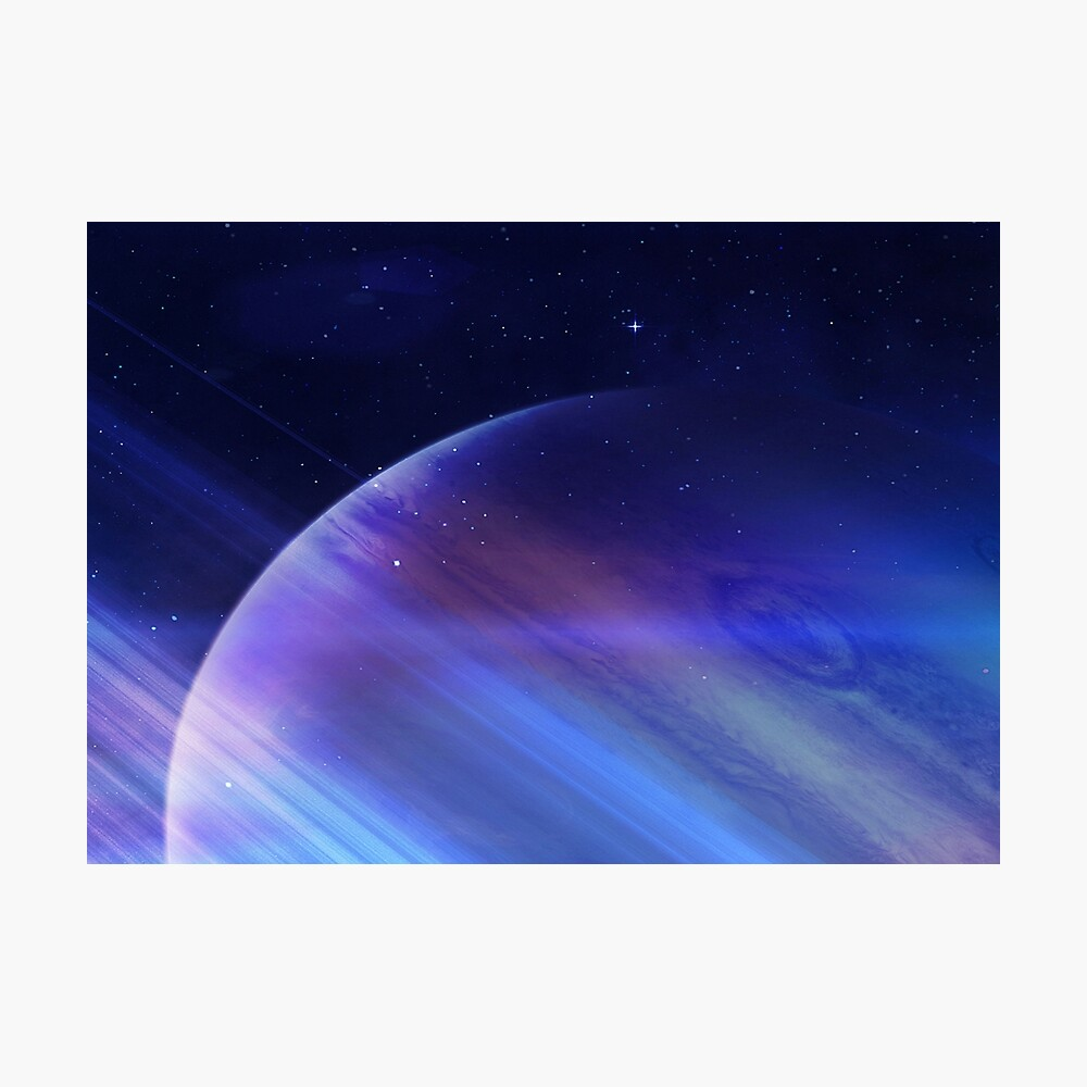 Secrets of the galaxy Photographic Print