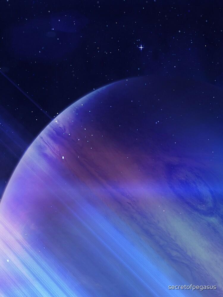 Geheimnisse der Galaxie von secretofpegasus