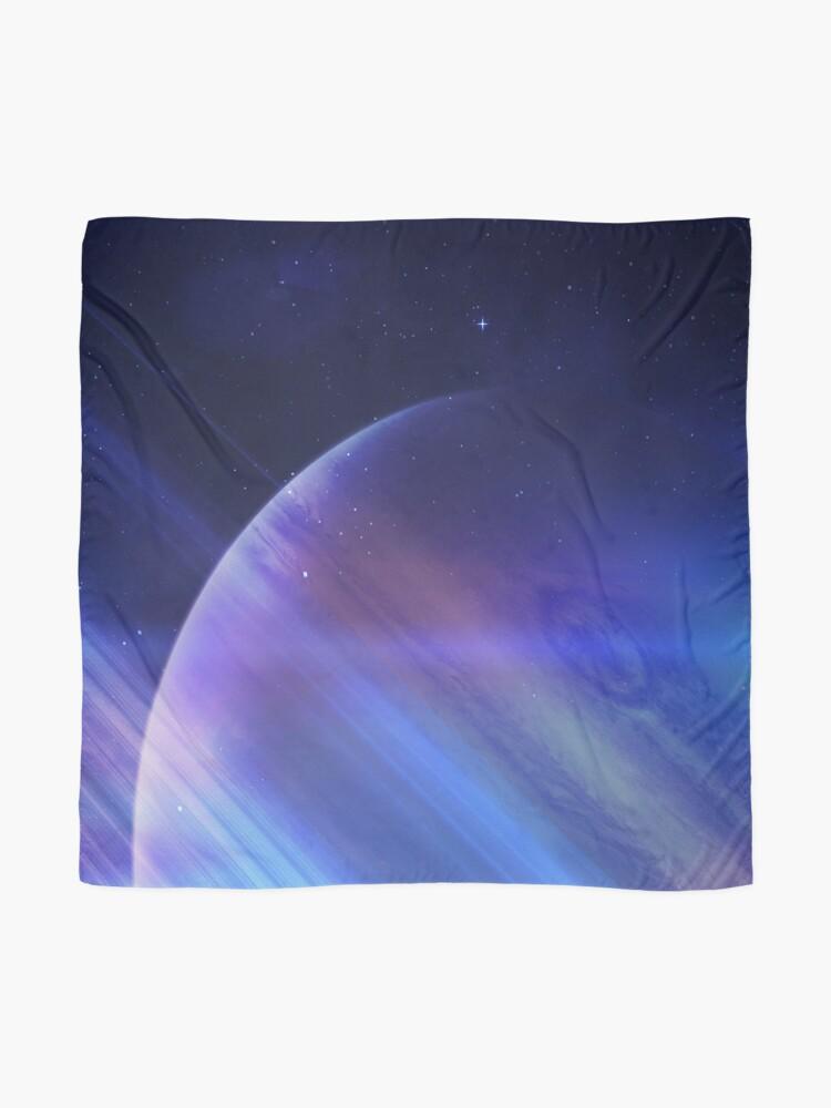 Alternative Ansicht von Geheimnisse der Galaxie Tuch