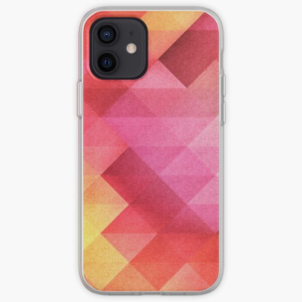 Fall pattern  iPhone Soft Case