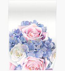 Erin's Bouquet Poster