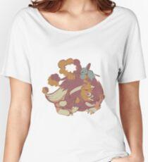 Skull Team #1 Women's Relaxed Fit T-Shirt