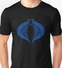 COBRA Insignia (blue) T-Shirt