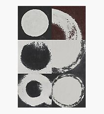 QUARTERS #2, SANDPAPER and CLAY Photographic Print