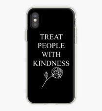 Vinilo o funda para iPhone Harry Styles - Treat People With Kindness