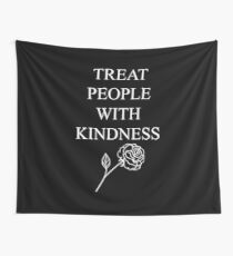 Harry Styles - Treat People With Kindness Wall Tapestry