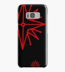 Fëanorean Pride — Black & Red Samsung Galaxy Case/Skin