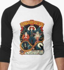 Sanderson Sisters -Tour Poster Men's Baseball ¾ T-Shirt