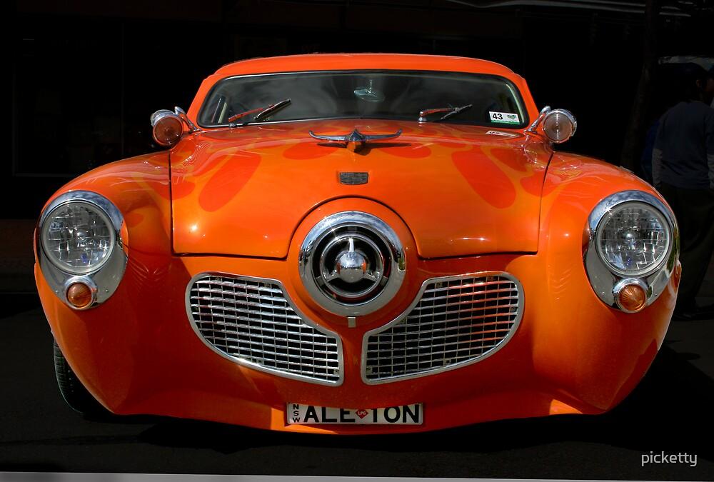 orange favourite by picketty