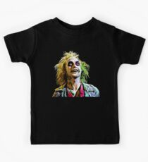 Beetlejuice Art Kids Clothes