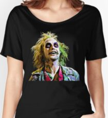 Beetlejuice Art Women's Relaxed Fit T-Shirt