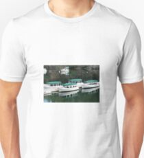 LITTLE BOATS ALL IN A ROW T-Shirt