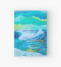 Wave 2.7 Hardcover Journal