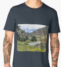 Mountain Driving Men's Premium T-Shirt