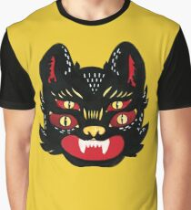 Golden Eyes Graphic T-Shirt