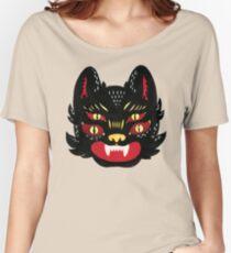 Golden Eyes Women's Relaxed Fit T-Shirt