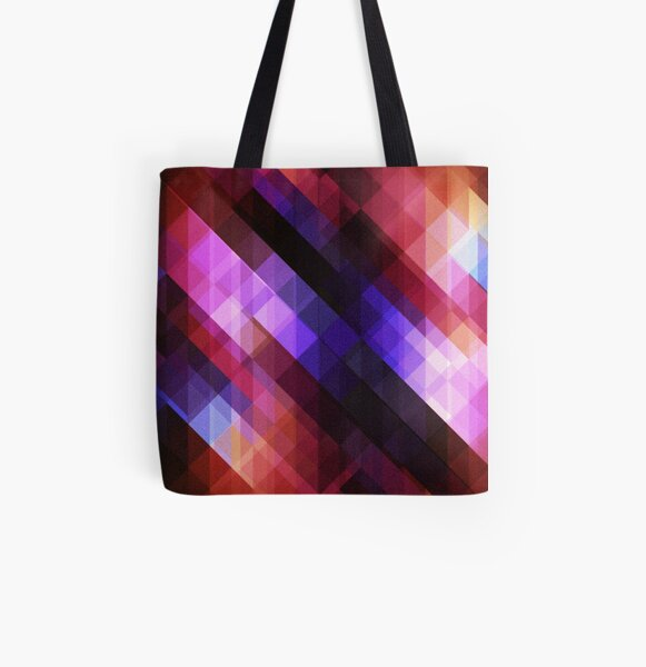 Pattern 11 All Over Print Tote Bag