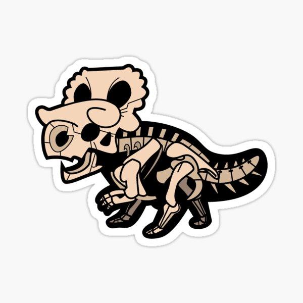 Nasutoceratops Sticker