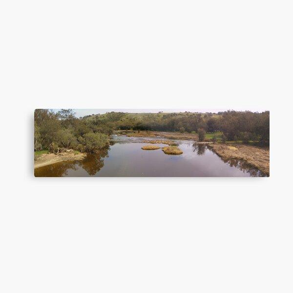 Avon River Metal Print