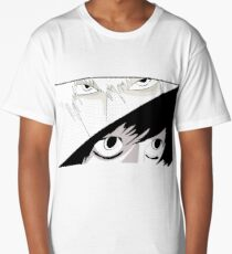 Death Note Comic Long T-Shirt