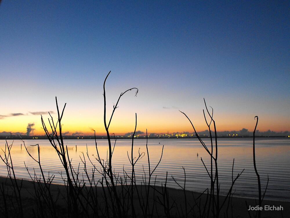 Ripples on Botany Bay by Jodie Elchah