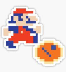 Jumpman (aka Mario) Donkey Kong Classic Arcade Sticker