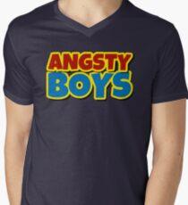 Angsty Boys Logo T-Shirt