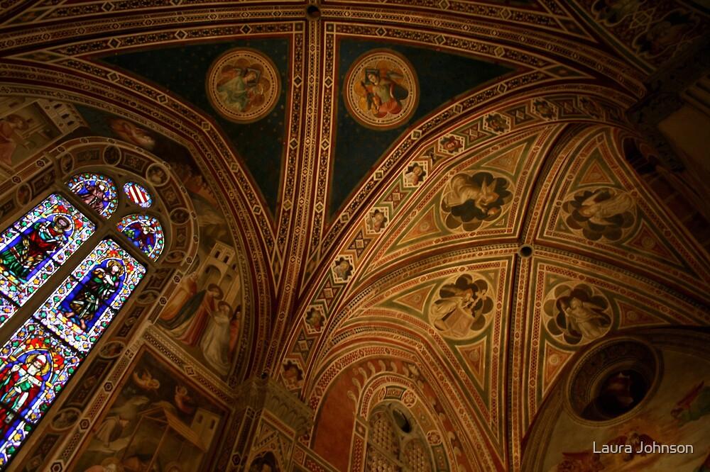 Sante Croce Ceiling by Laura Johnson