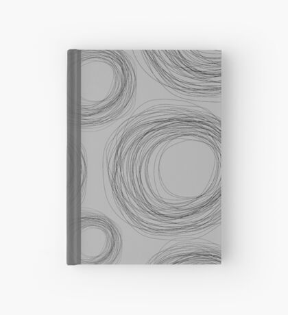 Circle Scribbles Hardcover Journal
