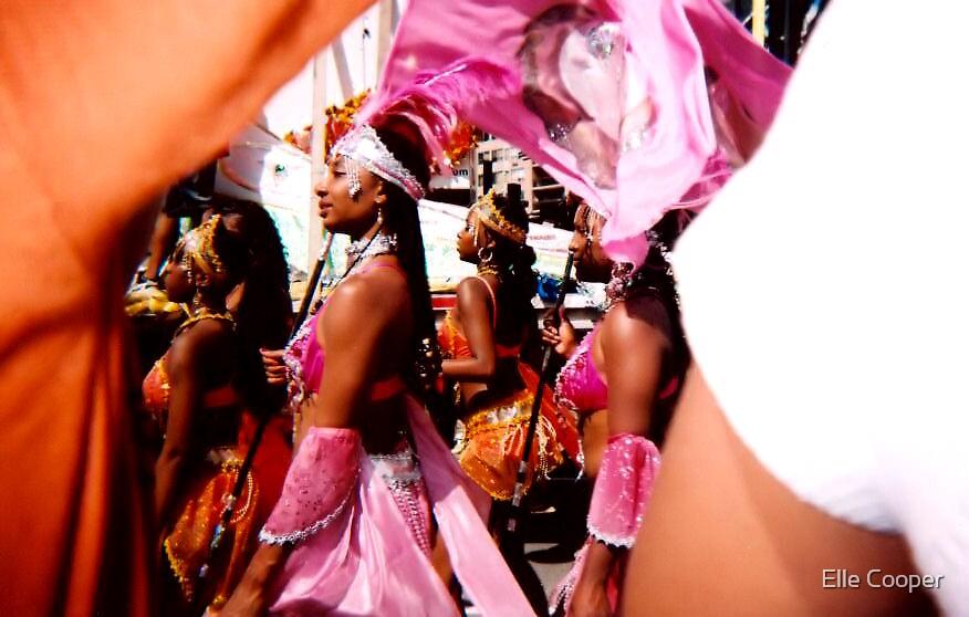 Carabana Parade by Elle Cooper
