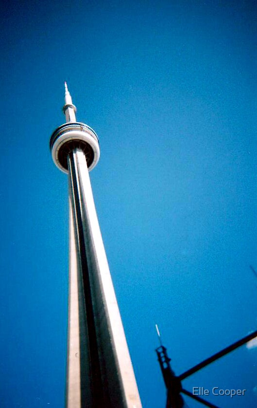 CN Tower by Elle Cooper