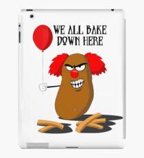 IT is a Potato Clown iPad Case/Skin