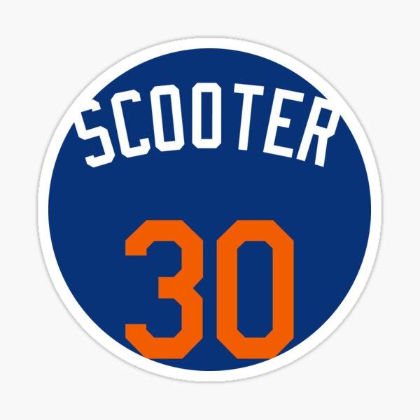 """Michael Conforto """"Scooter"""" Sticker"""