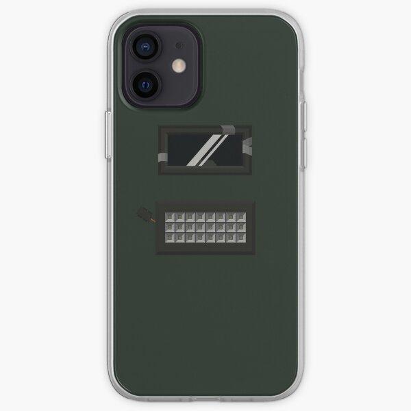 Blitz - Wait For Flash! (No lettering) iPhone Soft Case
