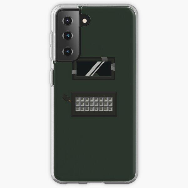 Blitz - ¡Espera Flash! (Sin letras) Funda blanda para Samsung Galaxy