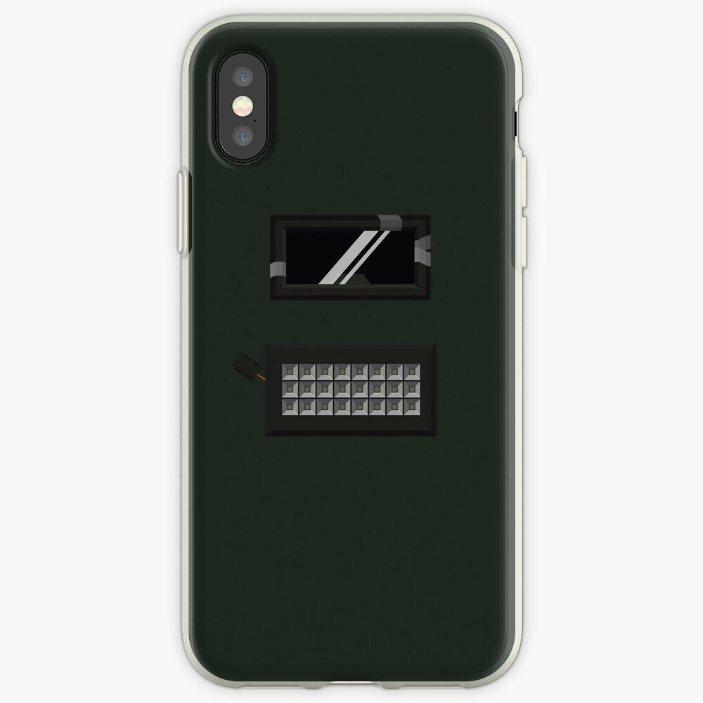 Blitz - Warte auf Flash! (Keine Beschriftung) iPhone-Hülle & Cover